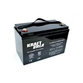 Акумулаторна батерия - VRLA12V100A