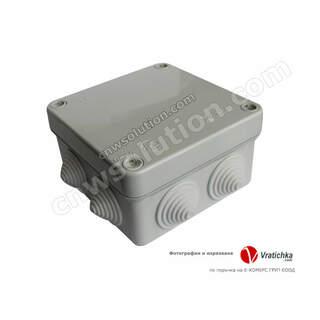 PVC Кутия за външен монтаж