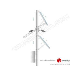 Соларна система за видеонаблюдение VO-S365POLE-P15W