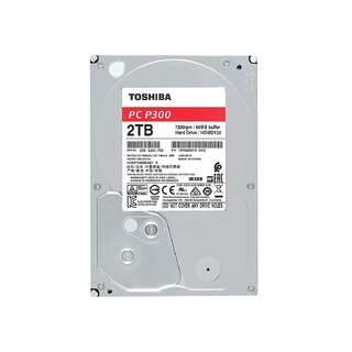 Твърд диск 2TB TOSHIBA 64MB SATA III