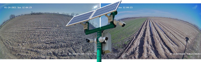 Соларни системи за видеонаблюдение